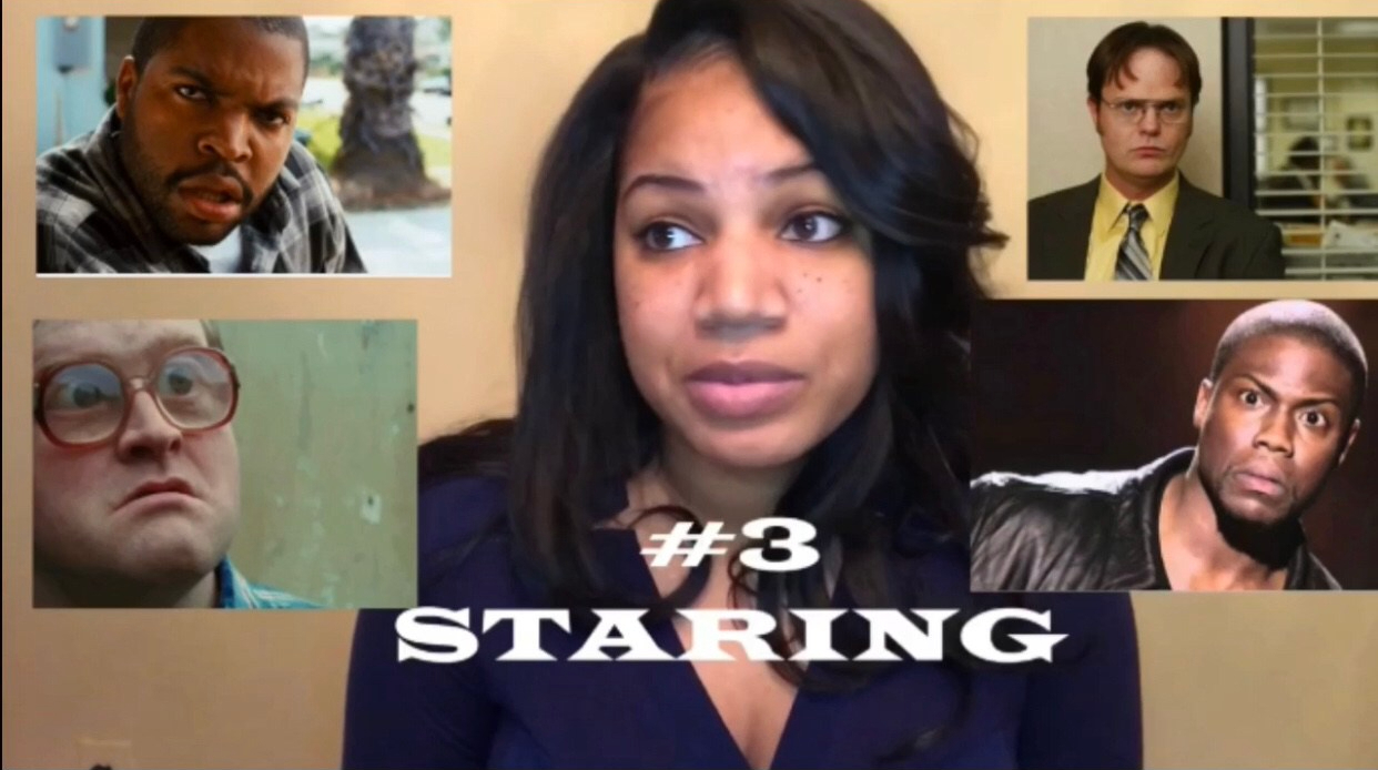 Staring-Vlog3